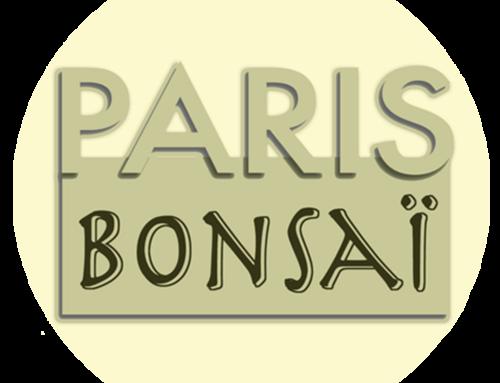 PARIS BONSAÏ VOUS DONNE RENDEZ-VOUS